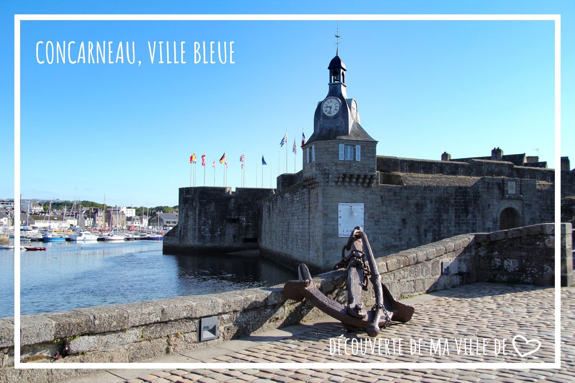 Concarneau Ville Bleue
