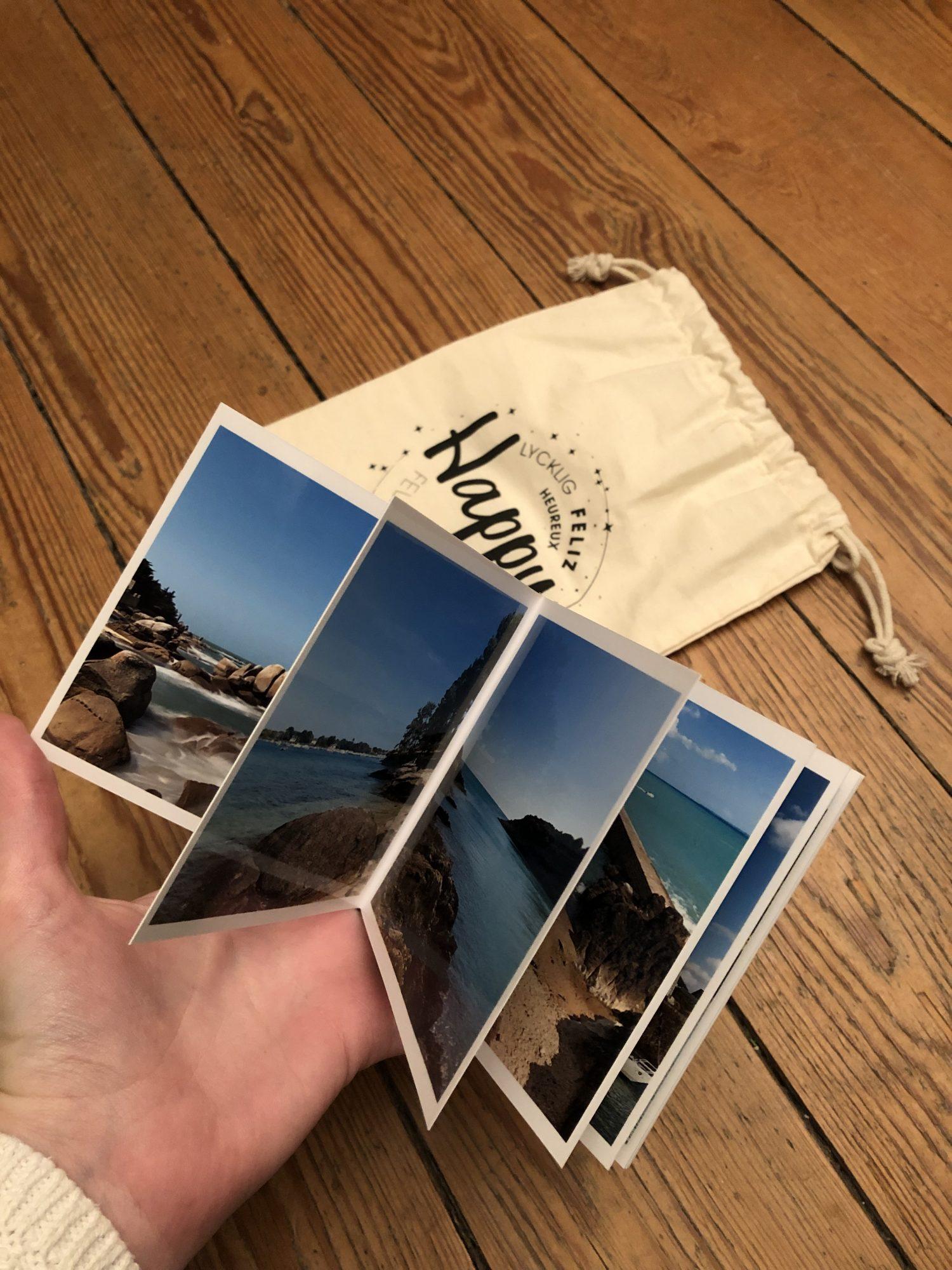 imprimer ses photos album