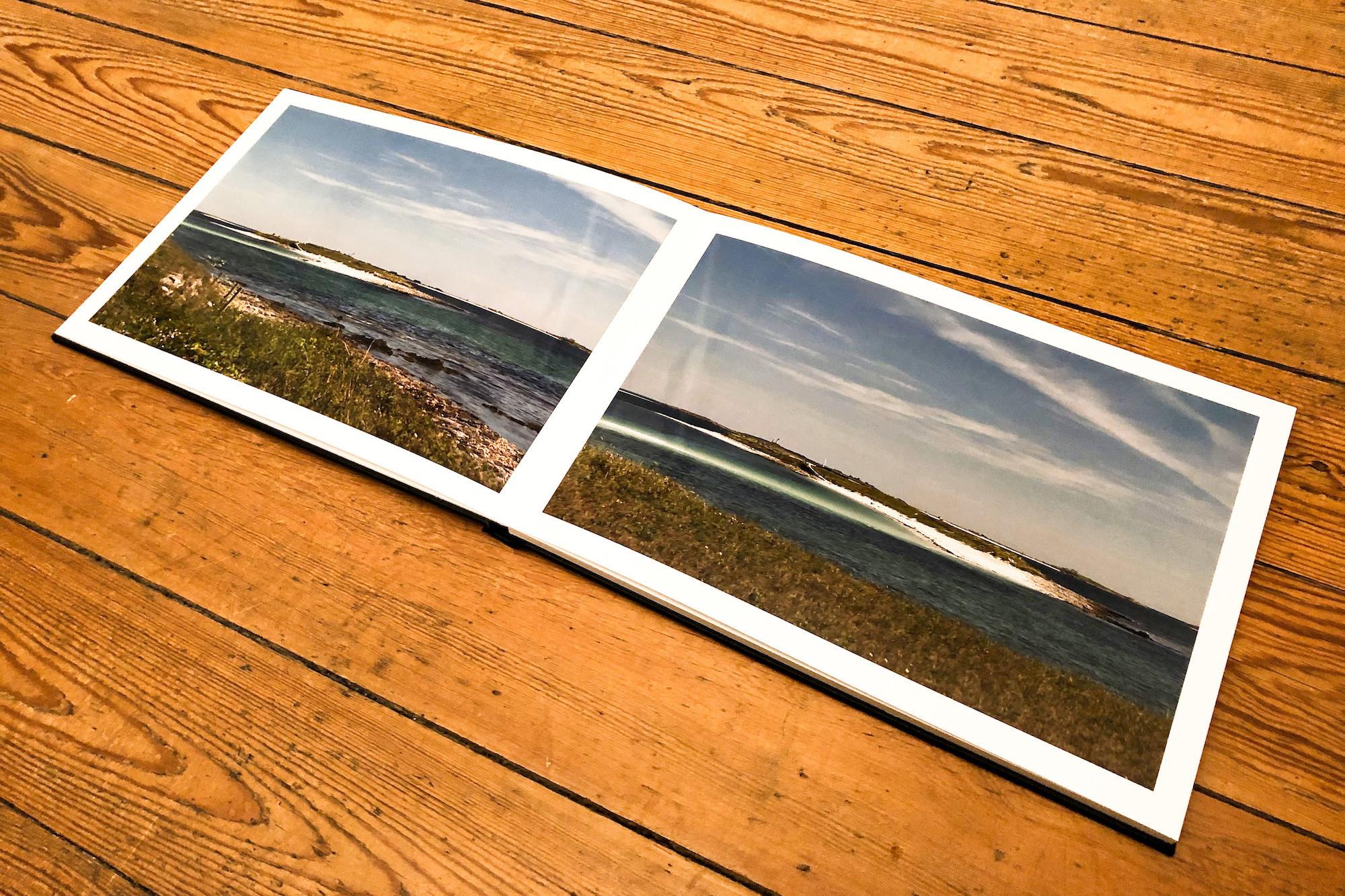 Imprimer ses photos - album Saal Digital