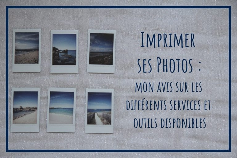 Read more about the article Imprimer ses photos