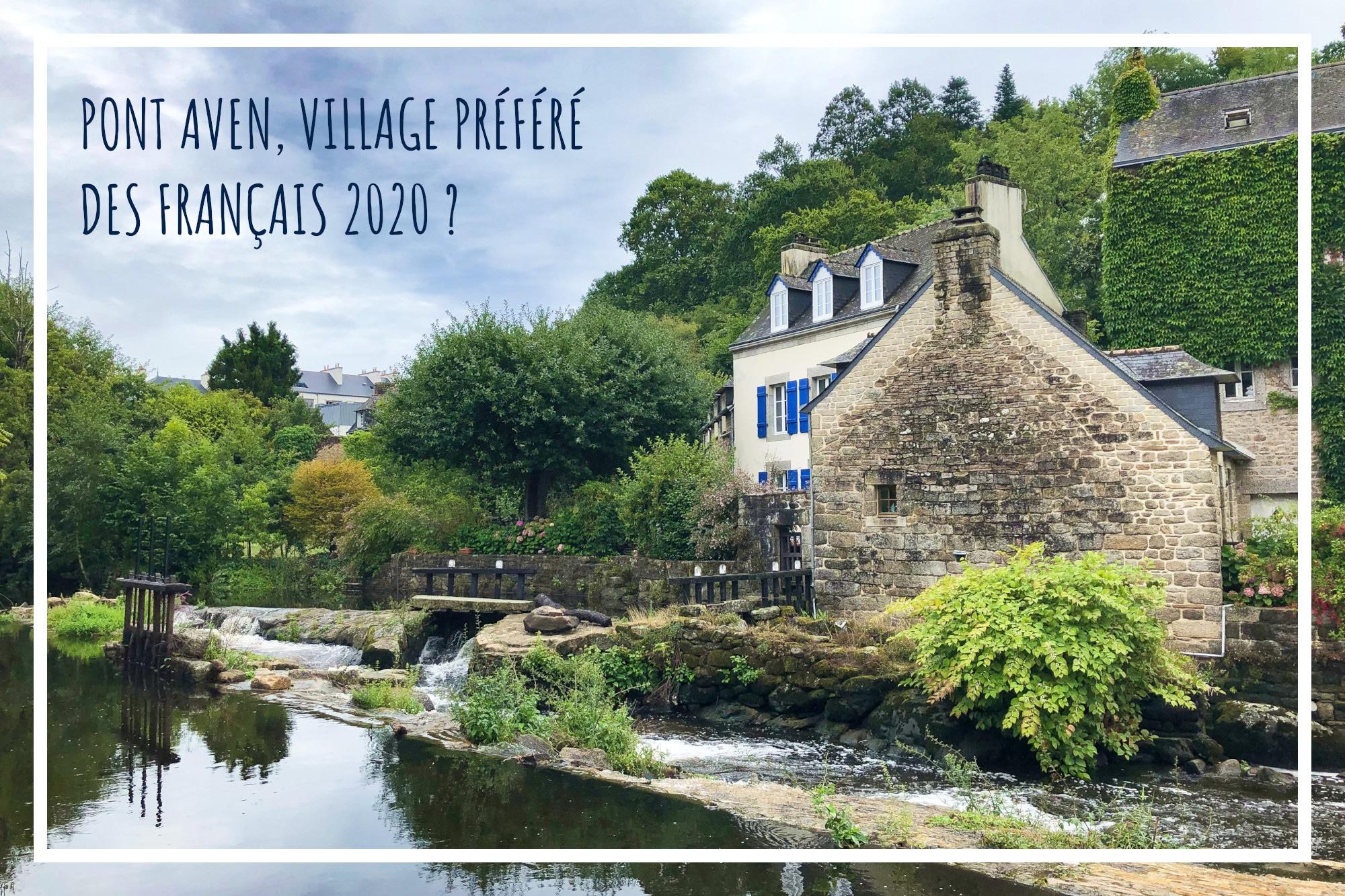 You are currently viewing Pont-Aven, Village Préféré des Français 2020 ?