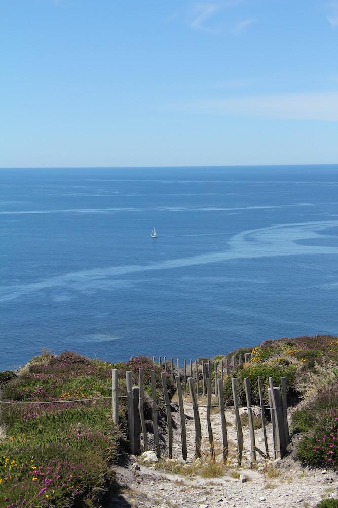 Morgat presqu'île de Crozon, Cap de la Chèvre