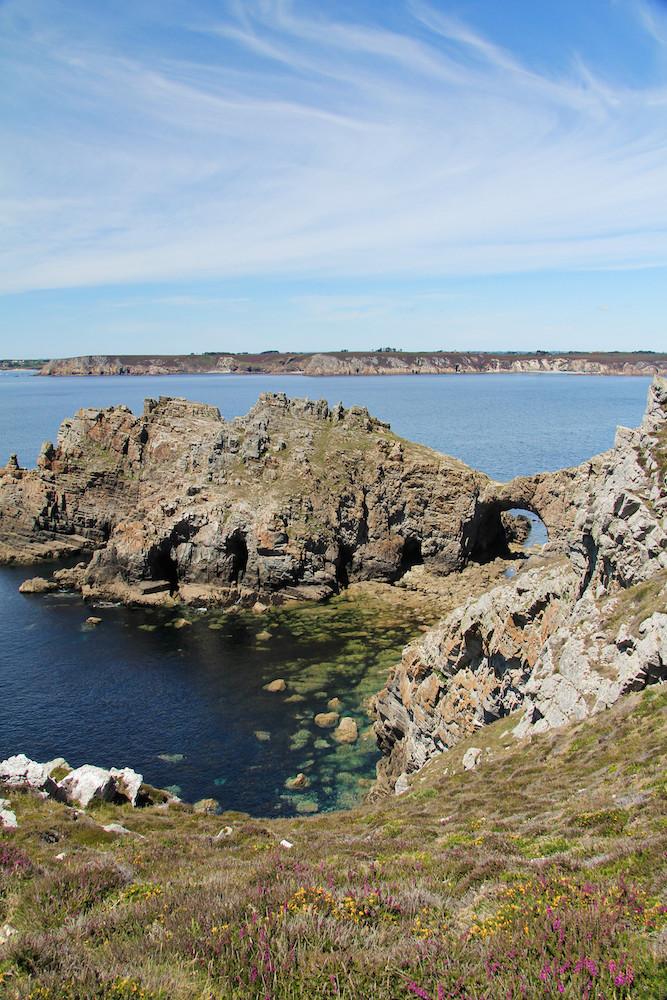 L'arche de la Pointe de Dinan