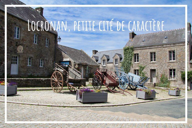 Read more about the article Locronan, petite cité de caractère