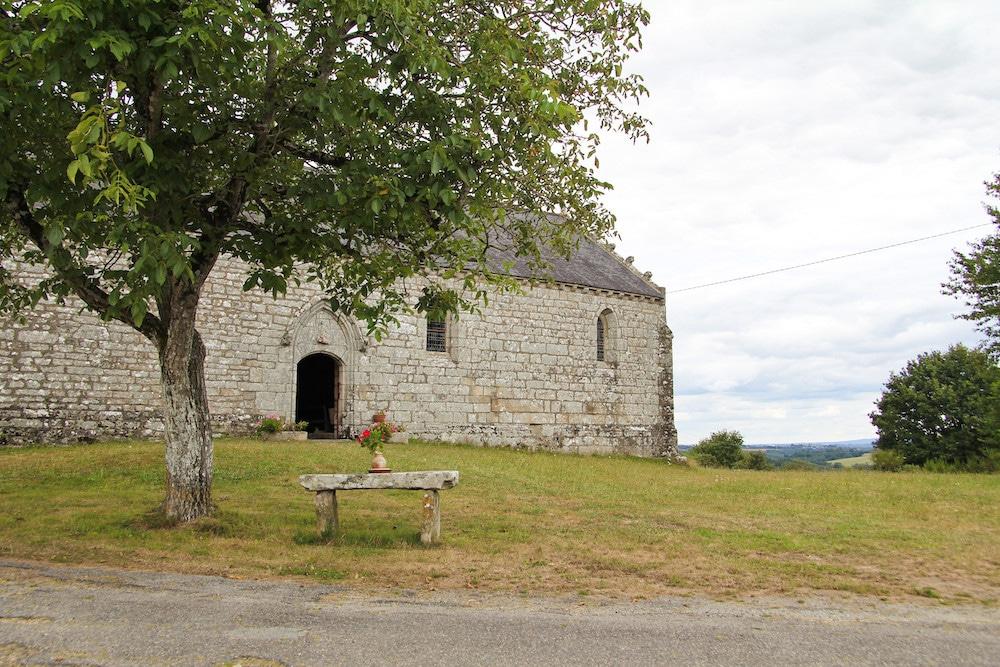 Chapelle Saint Michel Guehenno