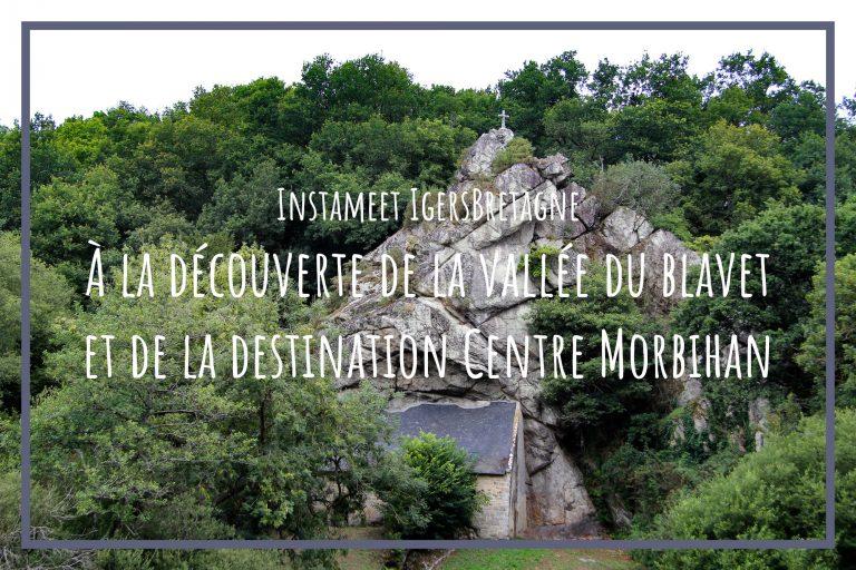 Read more about the article Découvrir la vallée du Blavet, en Centre Morbihan