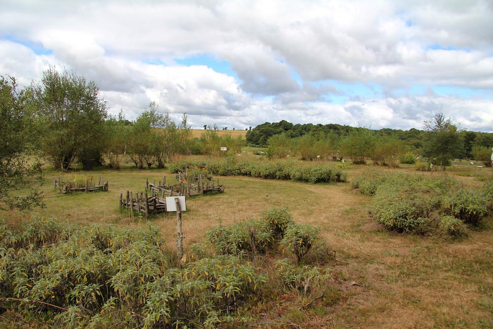 jardin botanique village de l'an mil