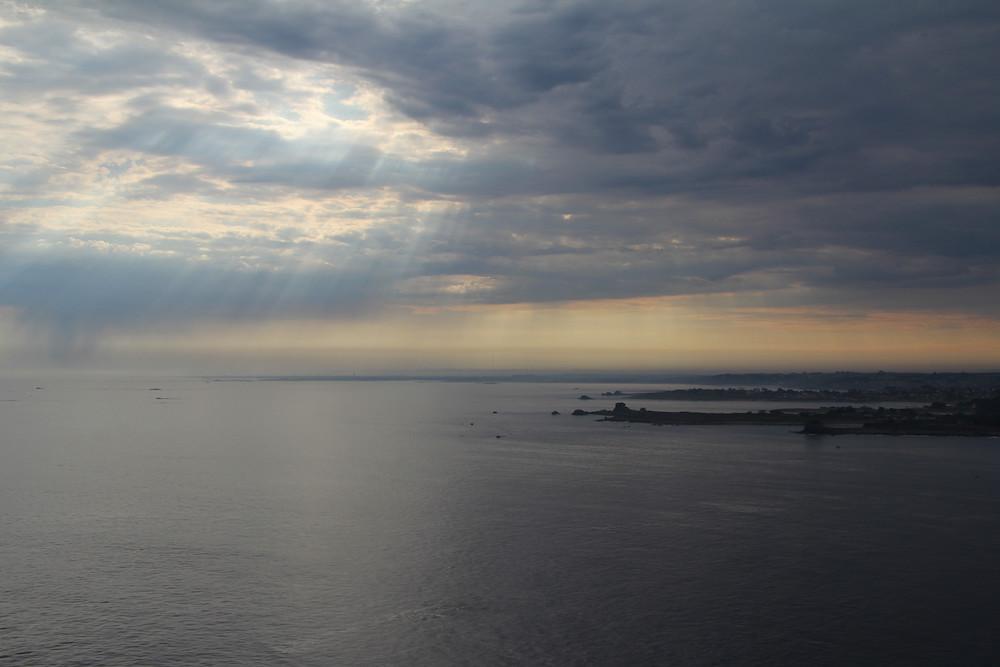 Panorama phare ile vierge