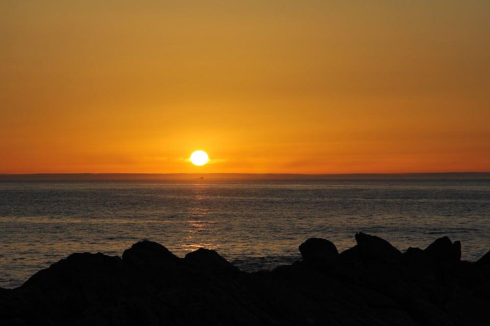guisseny coucher de soleil curnic