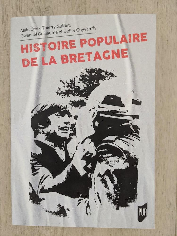 Histoire Populaire de la Bretagne - livres sur la Bretagne