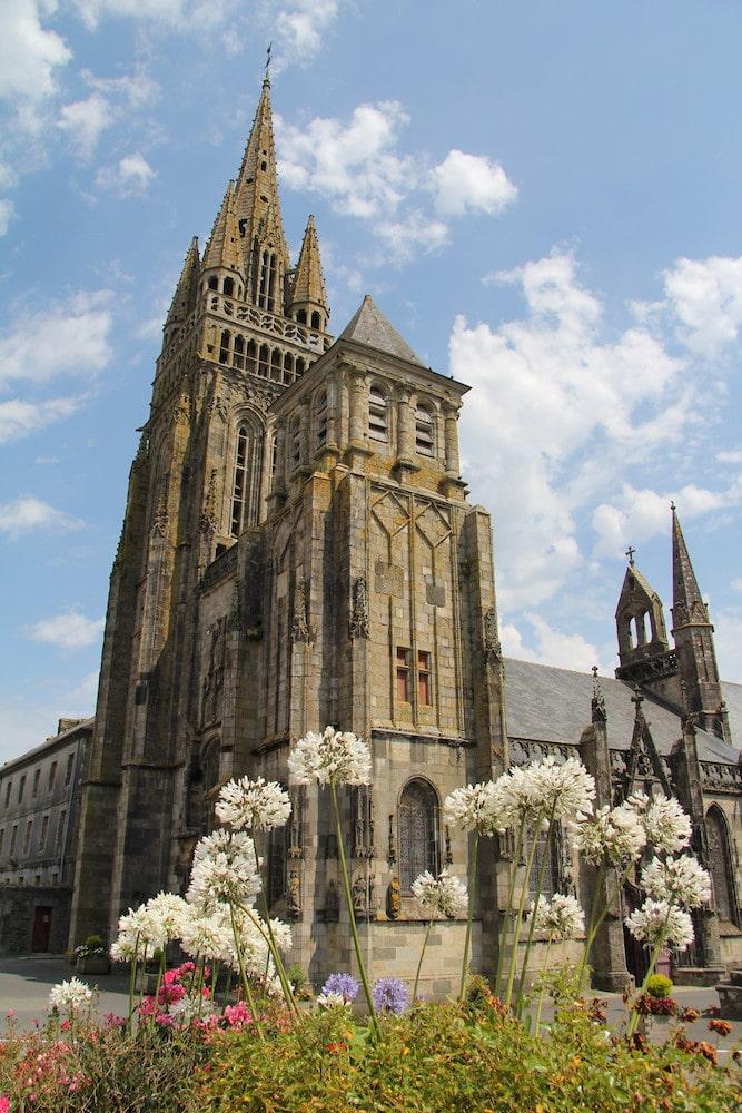 Basilique Notre Dame Le Folgoët