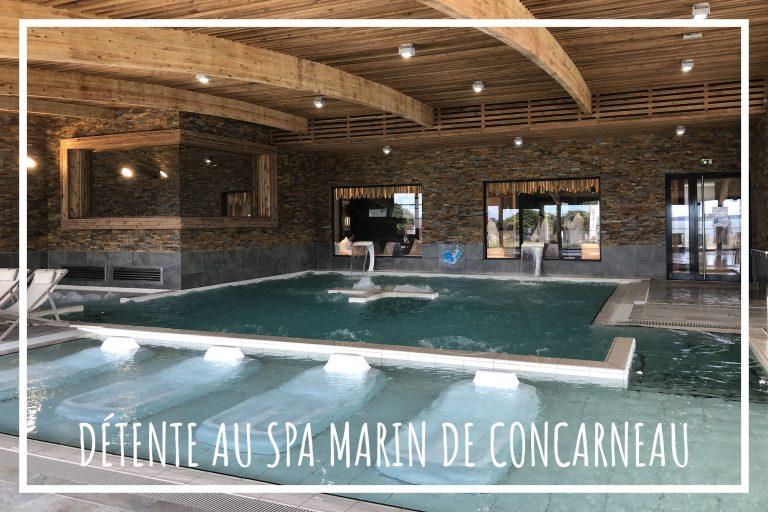 Read more about the article Spa Marin de Concarneau, une bulle détente et bien-être