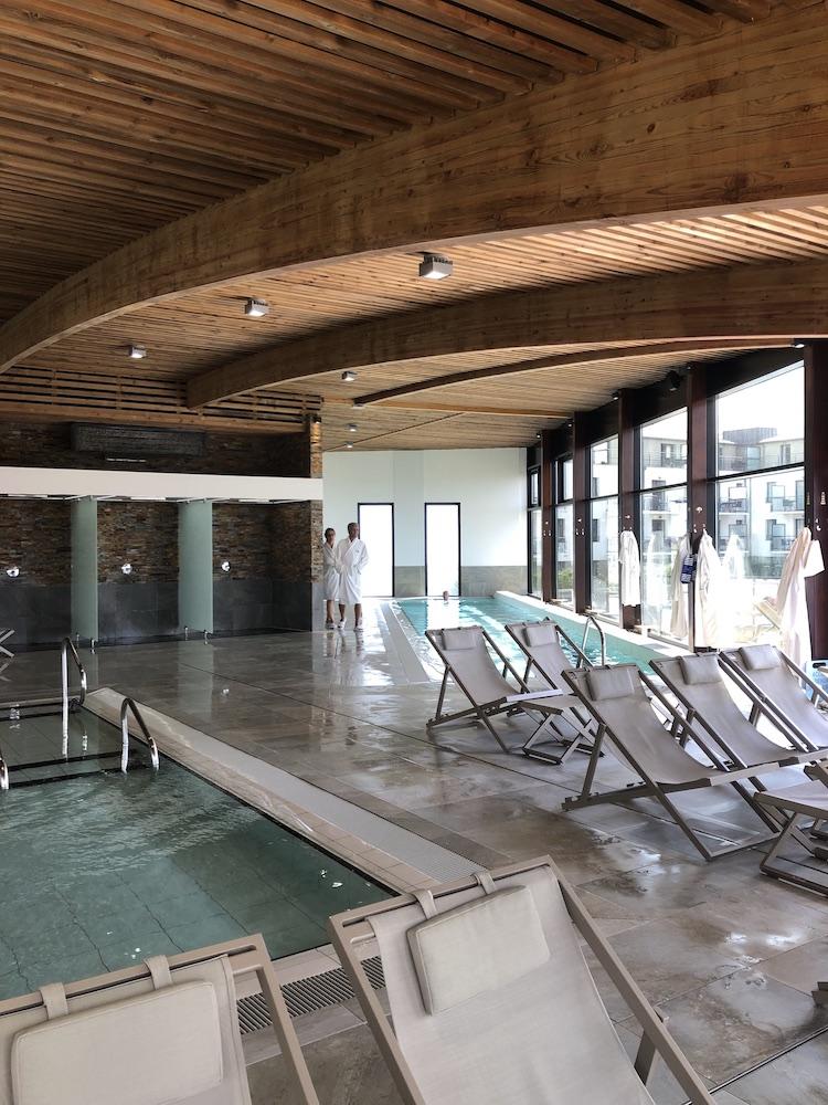 Le couloir de nage