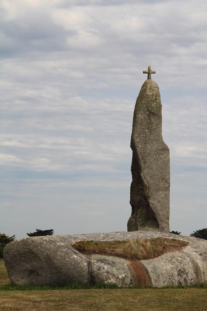 Menhir de Men Marz