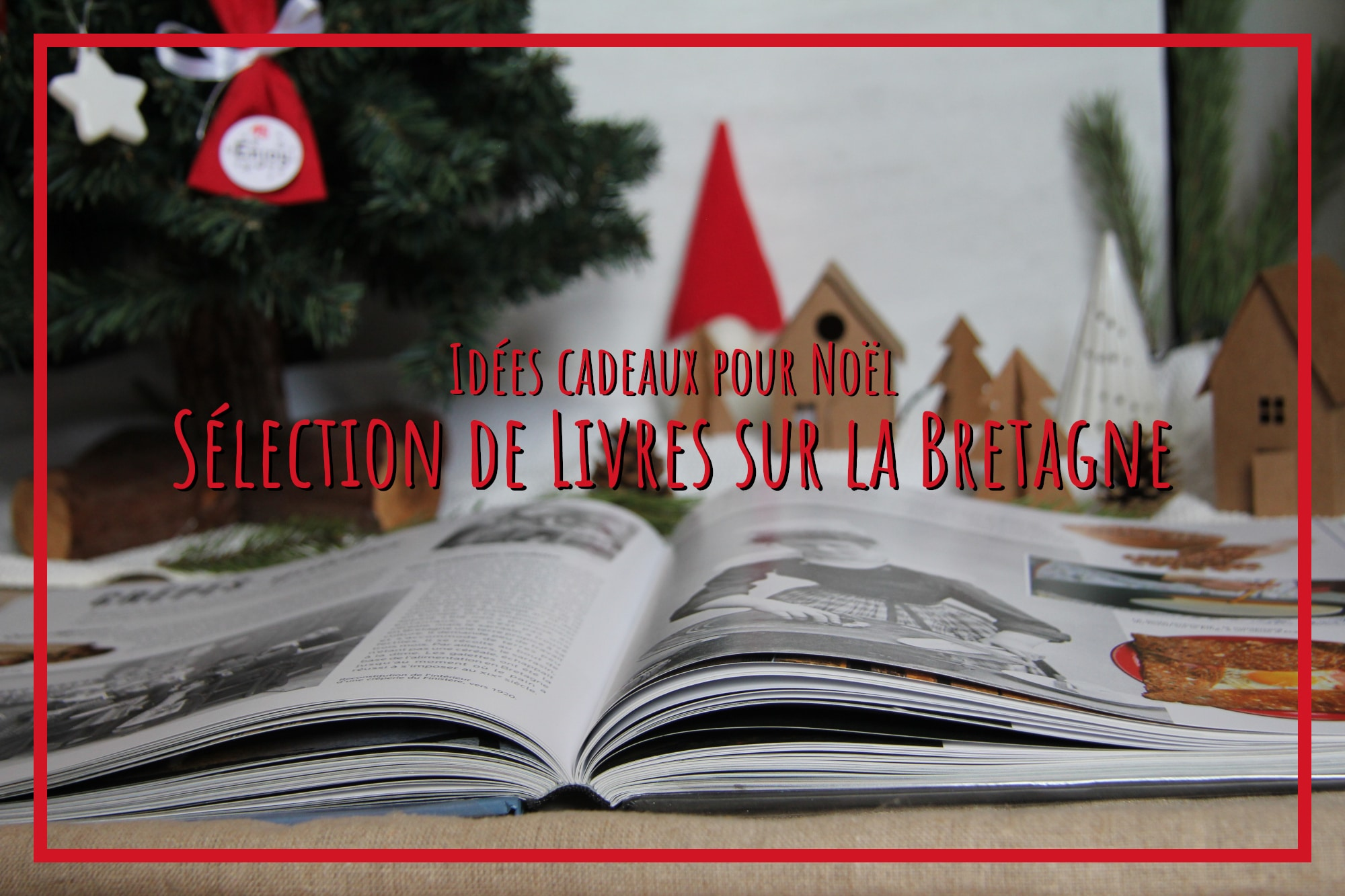 Livres sur la Bretagne