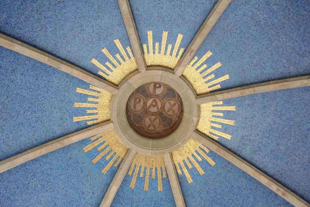 Intérieur du mémorial