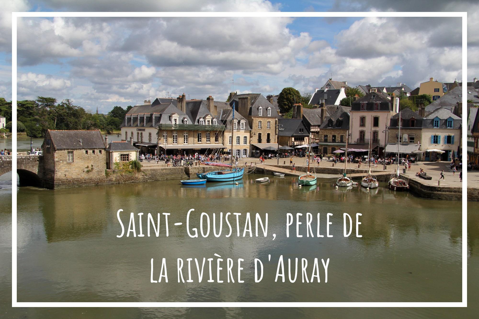 Saint-Goustan, perle de la rivière d'Auray
