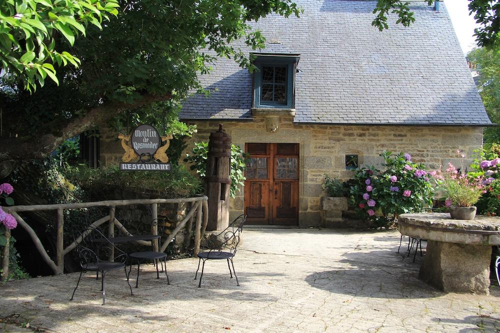 Le Moulin de Rosmadec, restaurant étoilé Michelin