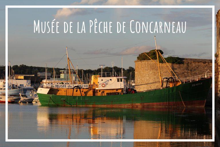 Read more about the article Musée de la Pêche de Concarneau, avis sur ma visite