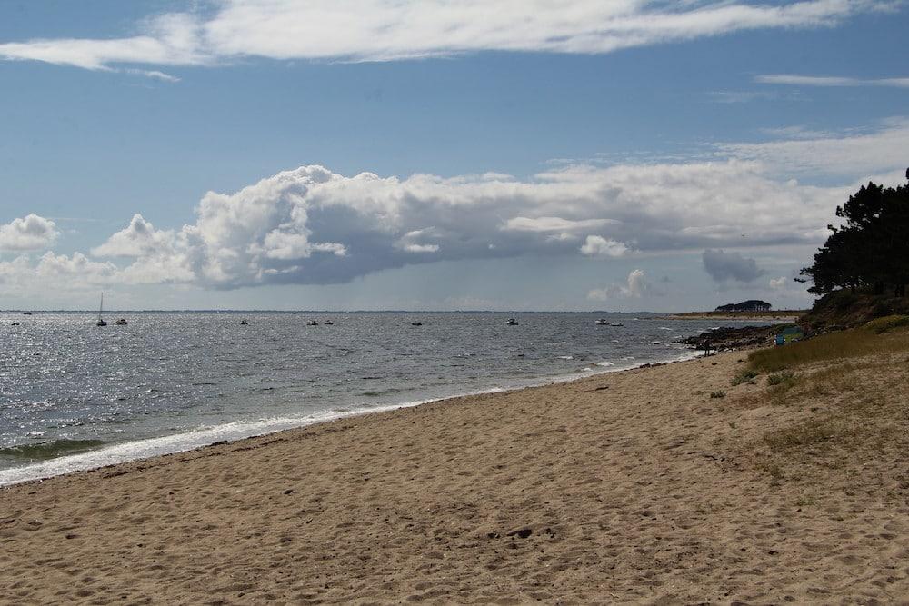 plages de Locmariaquer