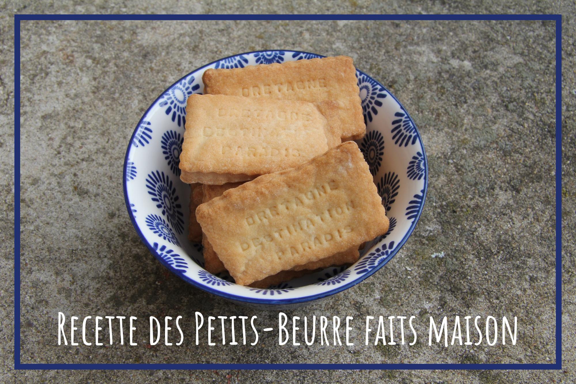 You are currently viewing Recette des Petits-Beurre au bon goût de Bretagne