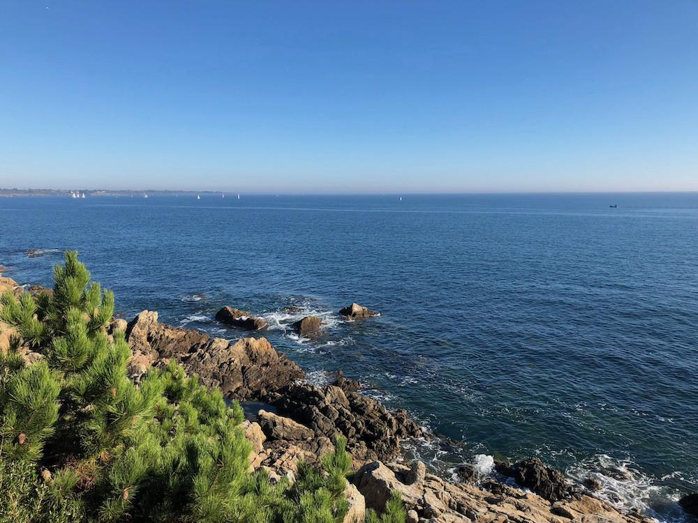 vue panoramique depuis le sentier