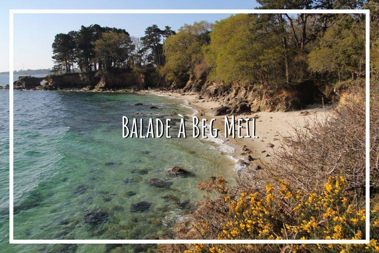 Read more about the article Beg Meil et la Riviera bretonne, itinéraire de balade