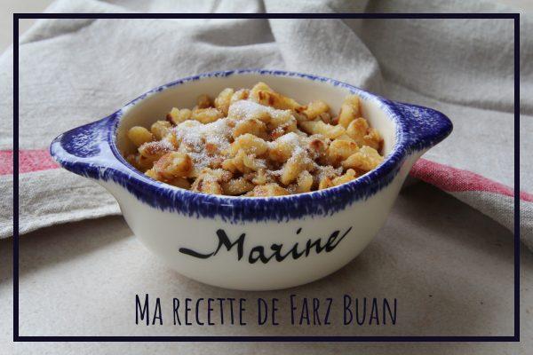 Read more about the article Recette de farz buan, gourmandise bretonne