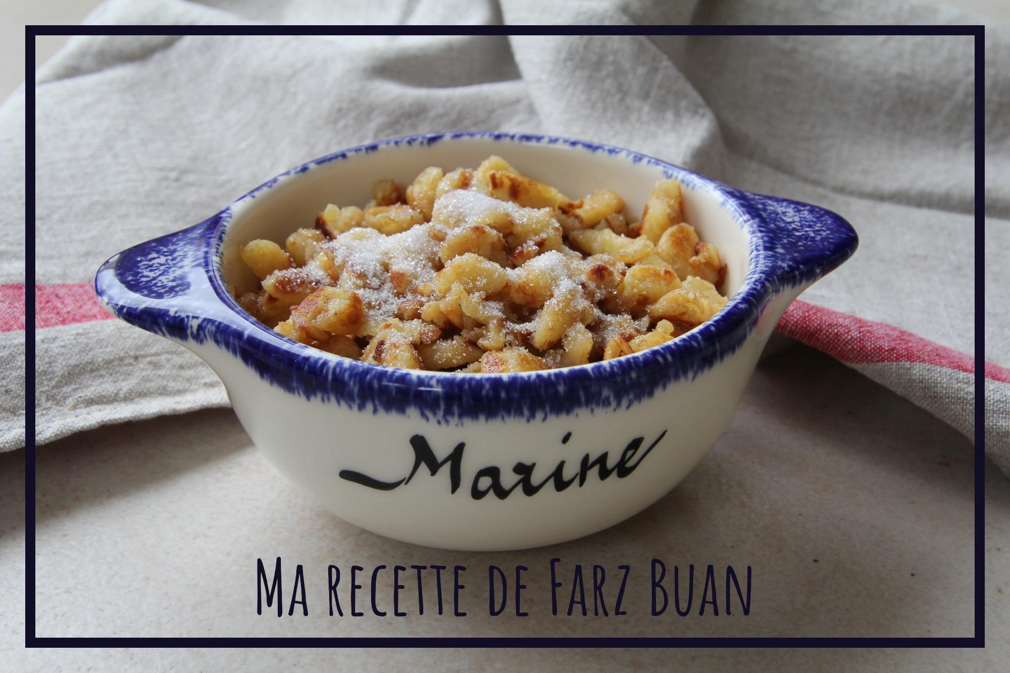 You are currently viewing Recette de farz buan, gourmandise bretonne