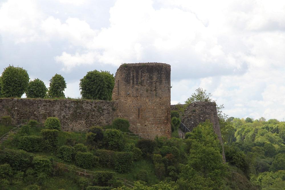 Le château de Léhon