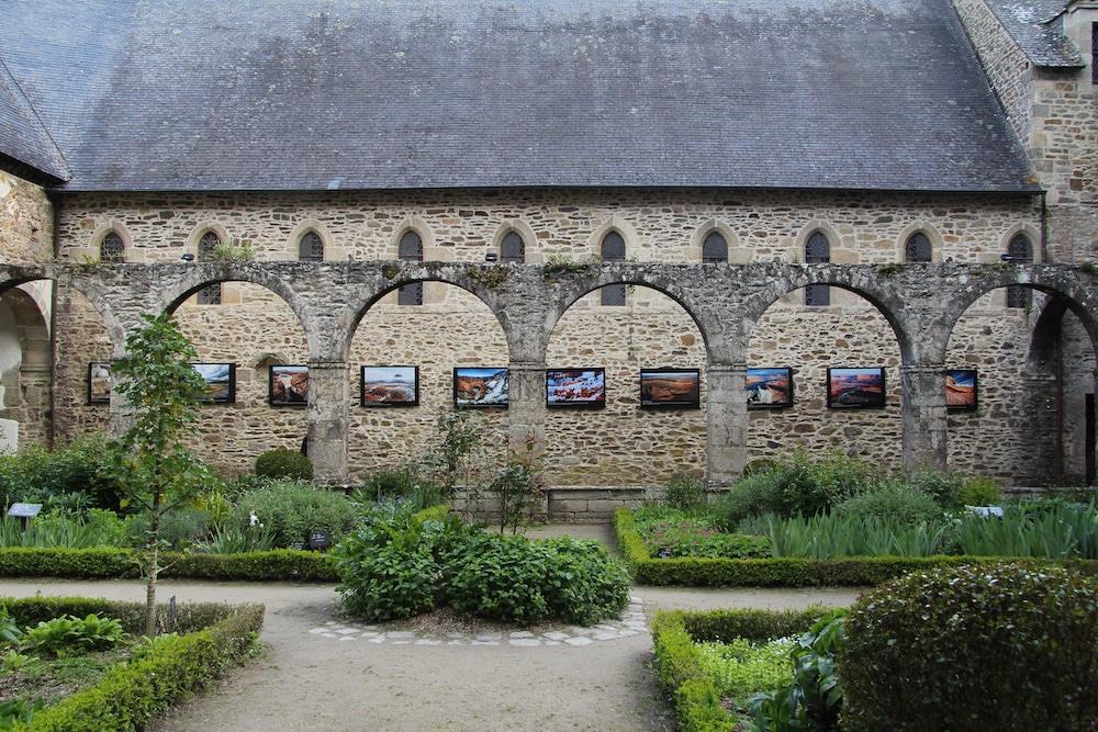 expo photo dans le cloître