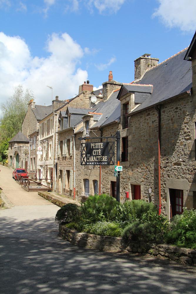 Petite cité de caractère de Bretagne