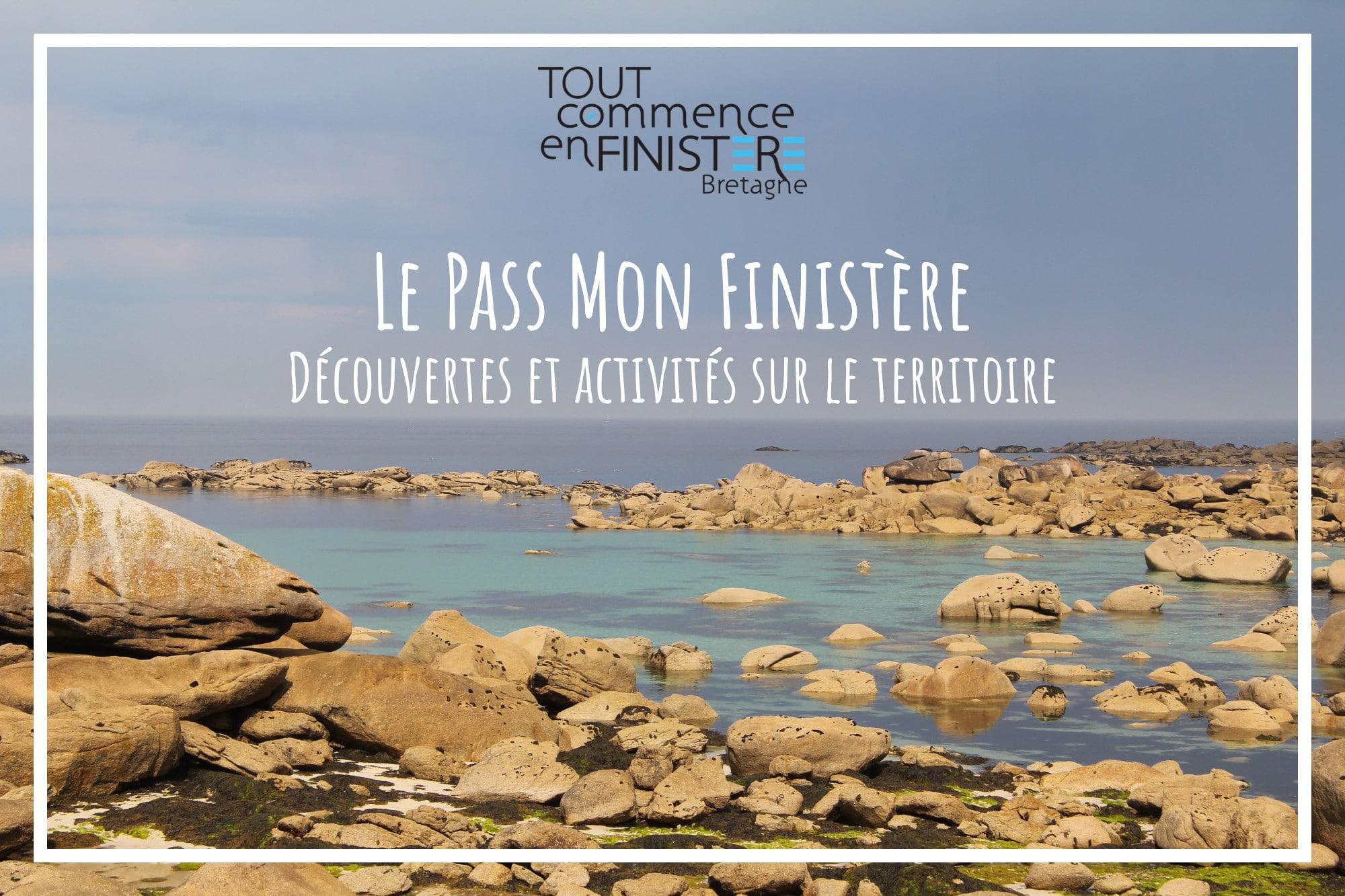 Idées d'activités avec le pass Mon Finistère