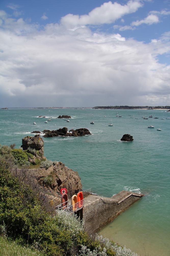 La Côte d'Émeraude