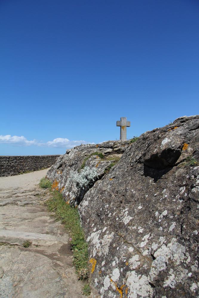 Croix de la Pointe du Décollé