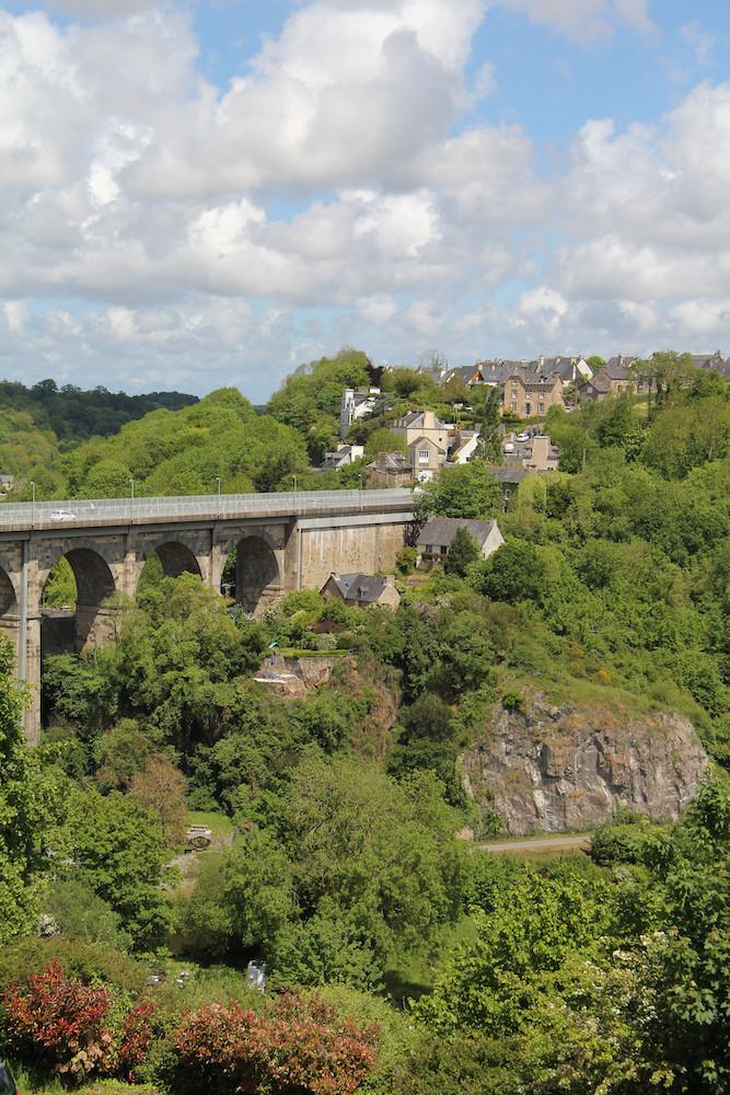 le Viaduc vu depuis les remparts