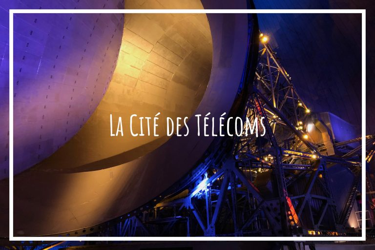 Read more about the article La Cité des Télécoms à Pleumeur-Bodou