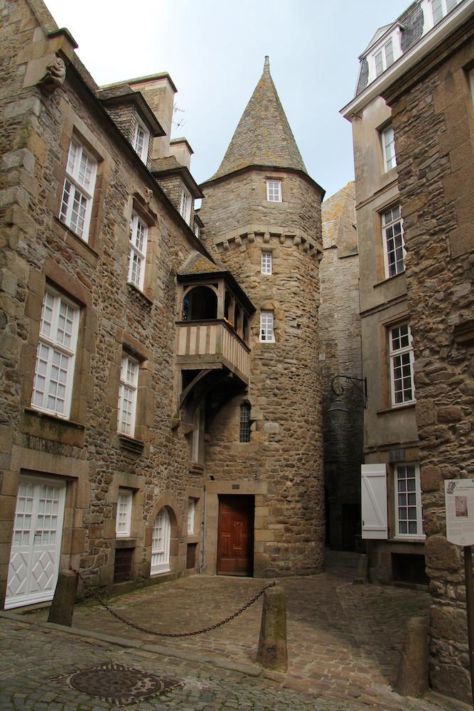 La Maison de la Duchesse Anne, Saint Malo Intramuros