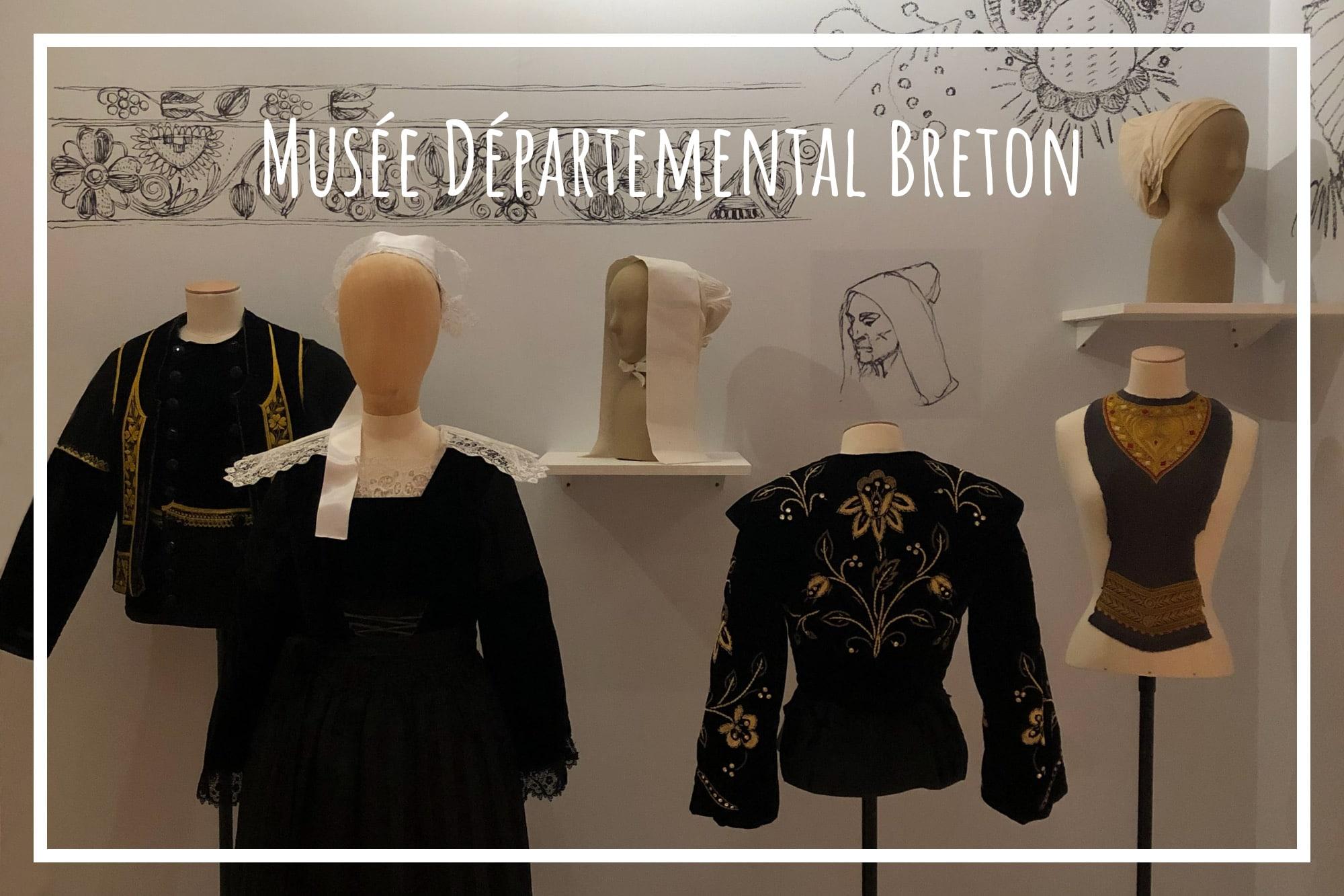 Musée Départemental Breton de Quimper