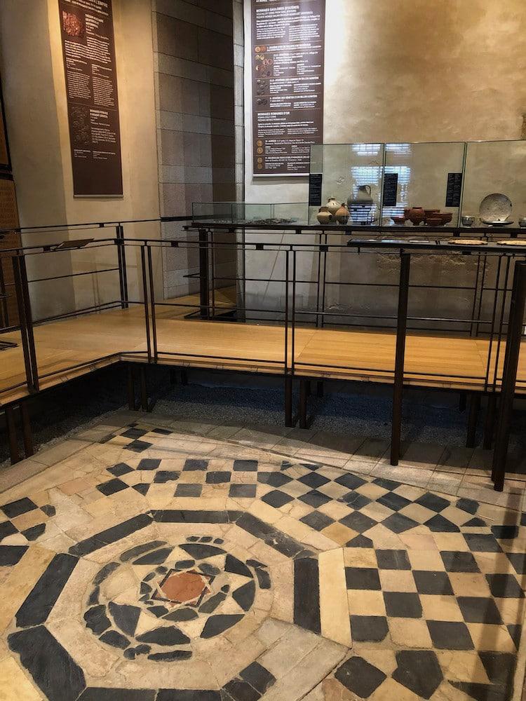 Musée Breton, section archéologie