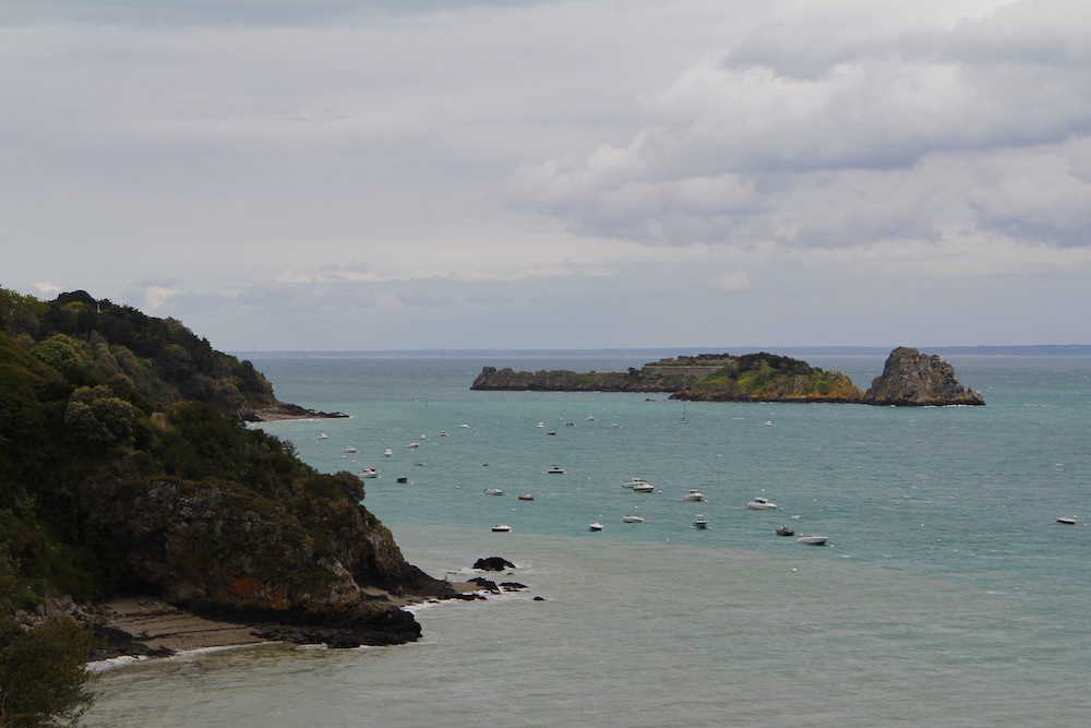 Iles au large de Cancale