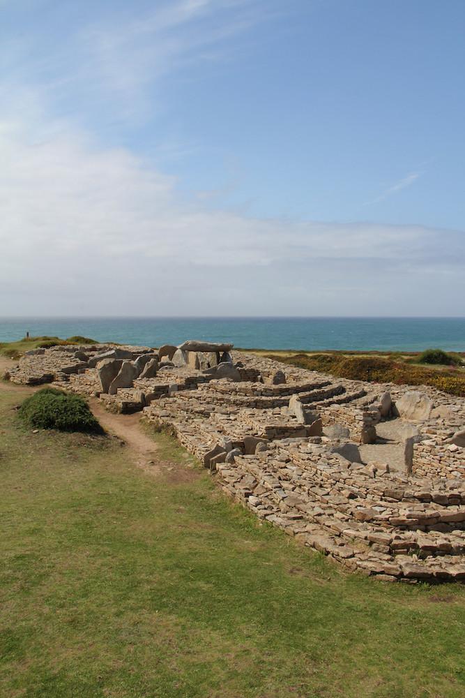 Site archéologique de Menez Dregan