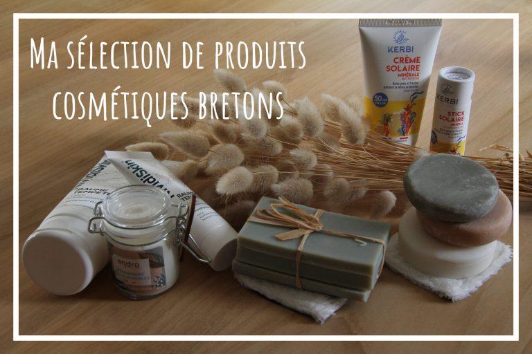 Read more about the article Produits cosmétiques bretons – ma petite sélection