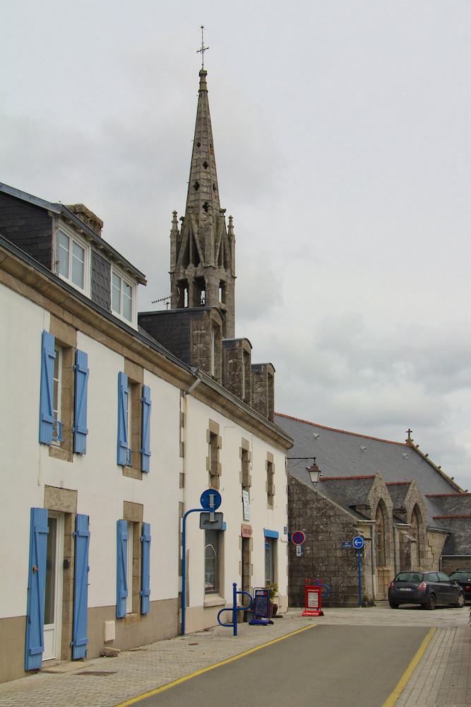l'Eglise de l'Île-Tudy